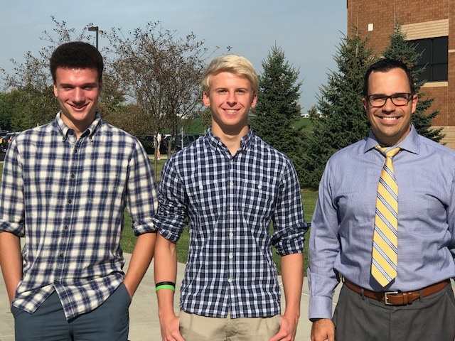 Congratulations to National Merit Semifinalists at Lourdes High School