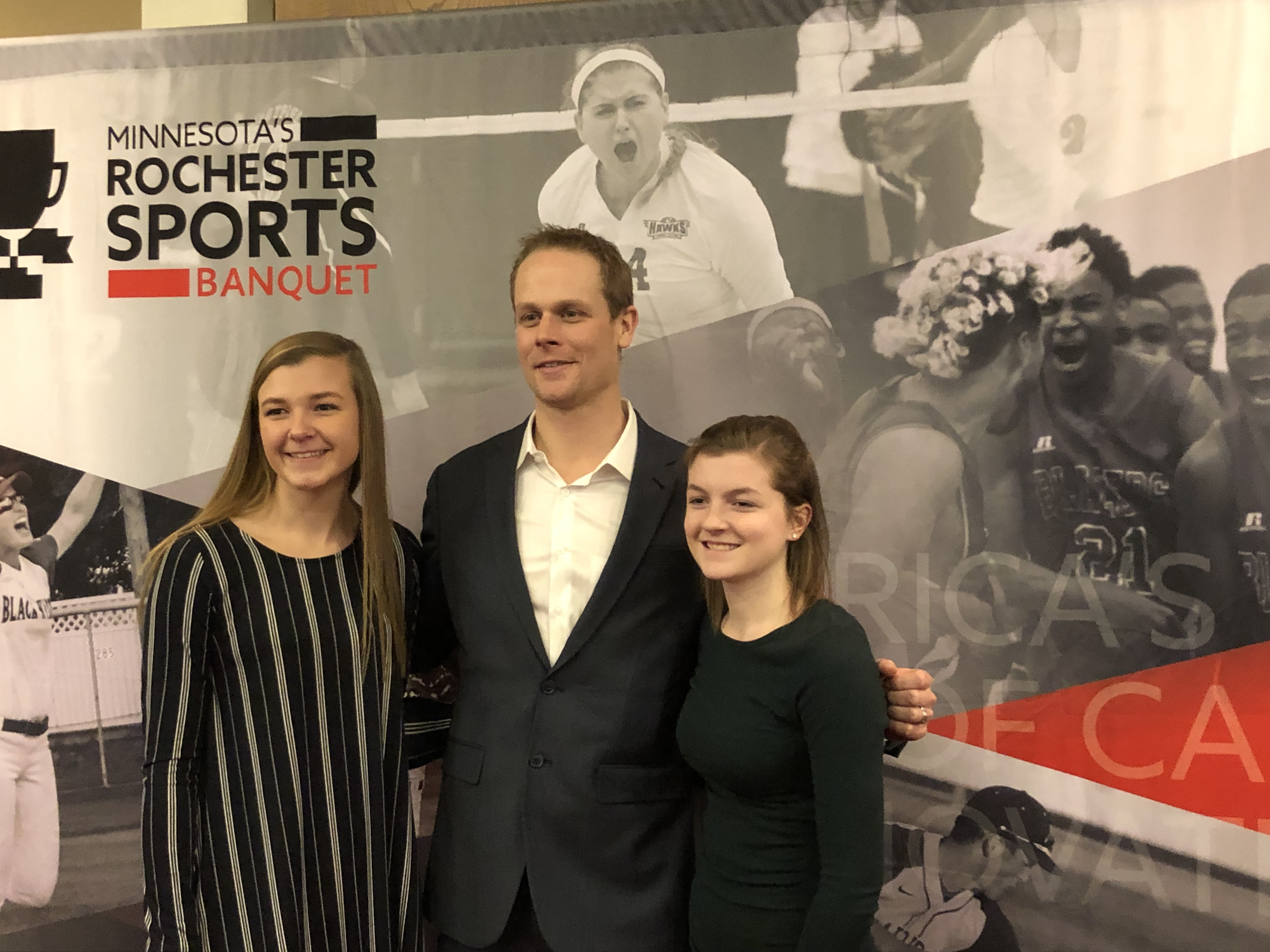 Rochester Sports Banquet Female Athlete of the Year Finalists