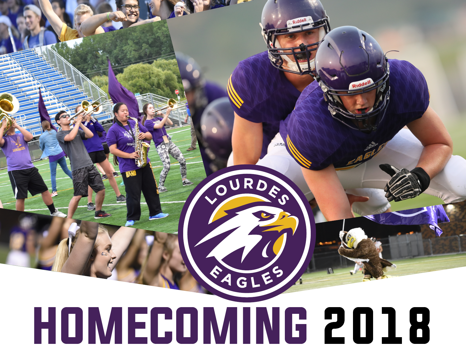 Join us for Homecoming 2018!