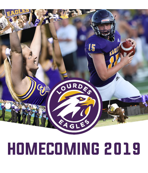 Celebrate Homecoming weekend with us! Click here to learn about events happening during this week!