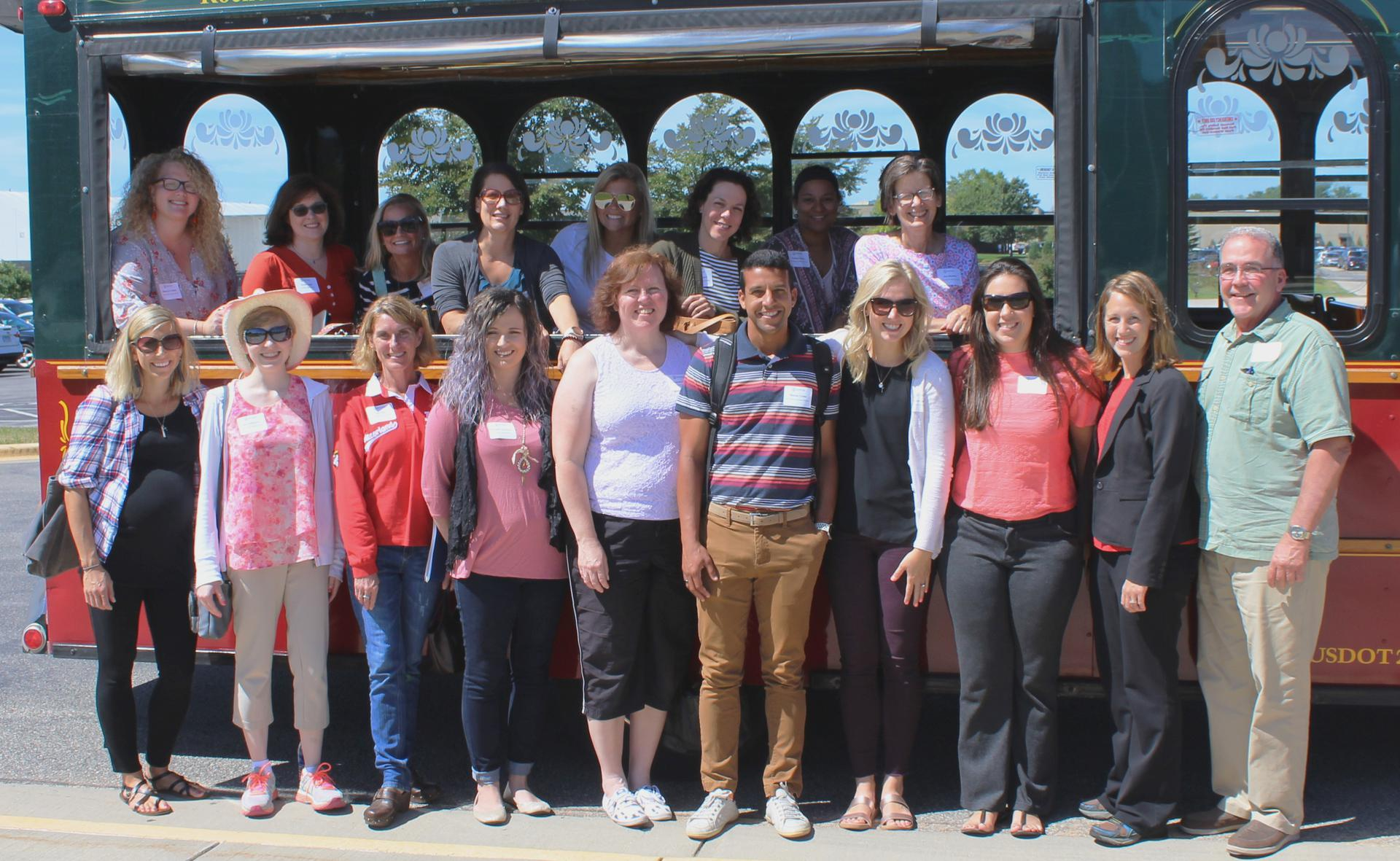 RCS Welcomes New Employees