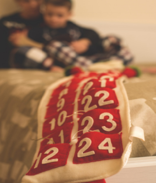 Engaging in Advent Traditions as a Family (NCEA)