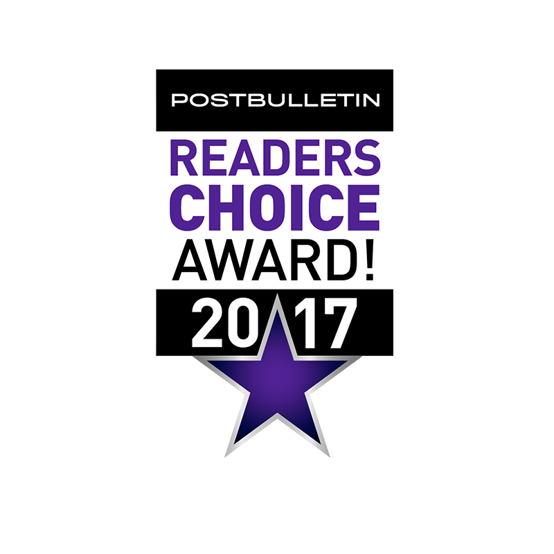 Voted  Best Preschool in Rochester!
